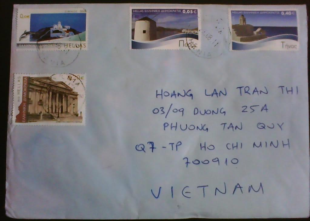 Hellas Letter
